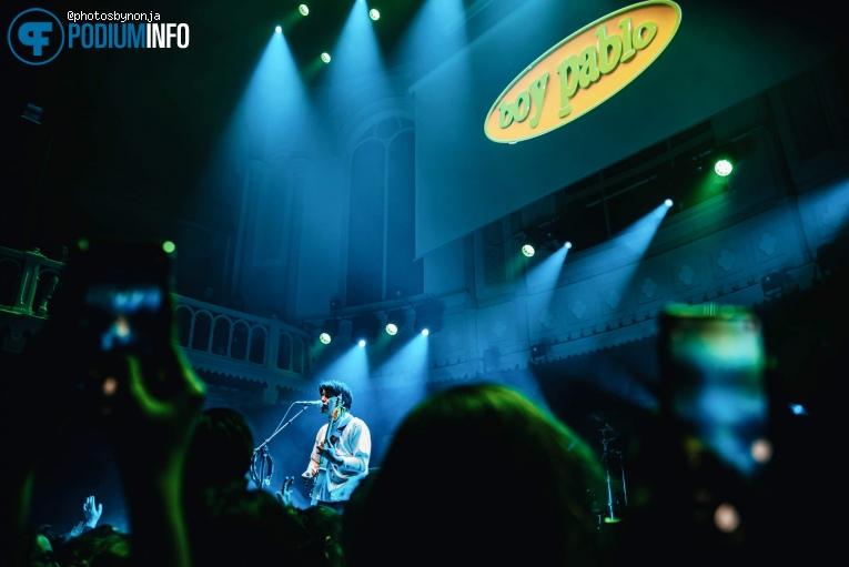 Foto Boy Pablo op Boy Pablo - 09/03 - Paradiso