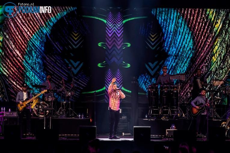 Foto Rolf Sanchez op Rolf Sanchez - Larger Than Live - 23/07 - Ziggo Dome