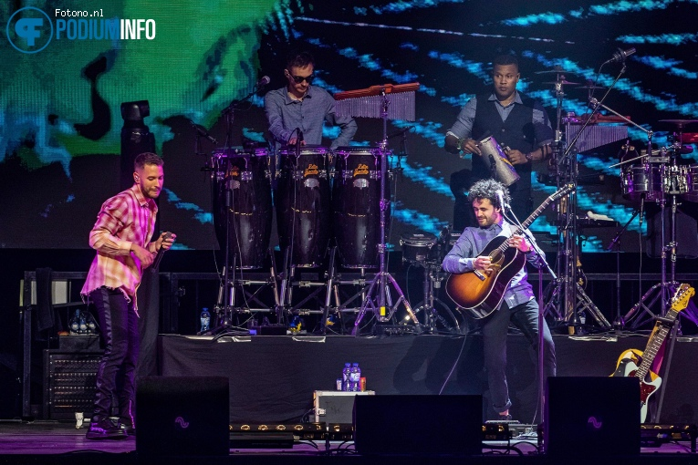 Rolf Sanchez op Rolf Sanchez - Larger Than Live - 23/07 - Ziggo Dome foto