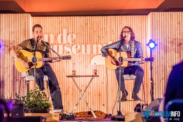 Douwe Bob op Douwe Bob - 10/09 - Dordrechts museum foto