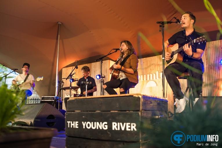 The Young River op Douwe Bob - 10/09 - Dordrechts museum foto