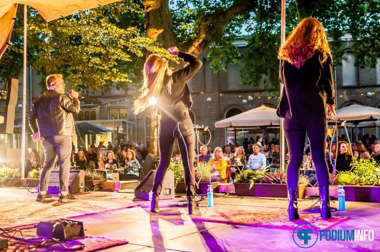 Martijn Fischer op Martijn Fischer zingt Hazes - 11/09 - Dordrechts museum foto