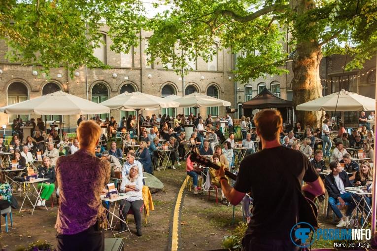 BENR op Martijn Fischer zingt Hazes - 11/09 - Dordrechts museum foto