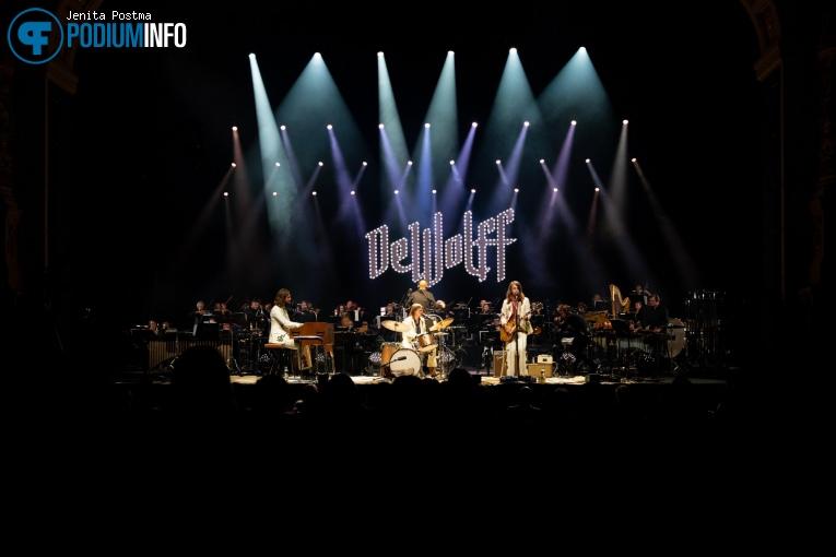 DeWolff op DeWolff / Het Metropole Orkest - 23/09 - Koninklijk Theater Carré foto