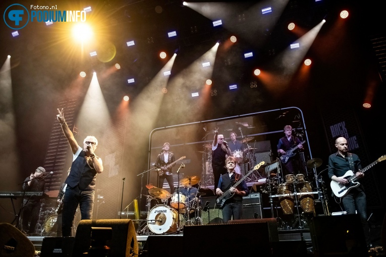 Phil Bee op Fieldlab concert André Hazes - 07/03 - Ziggo Dome foto