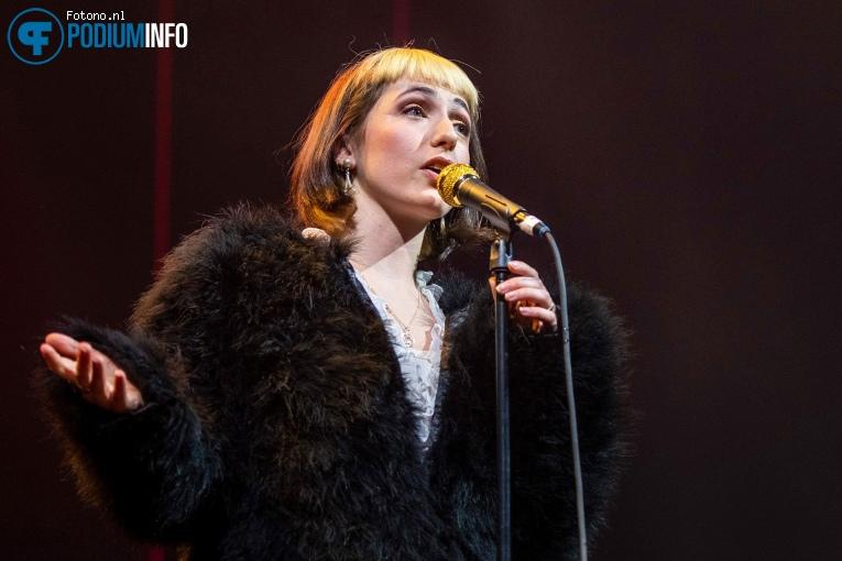 Sophie Straat op Fieldlab concert André Hazes - 07/03 - Ziggo Dome foto