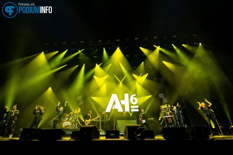 Andre Hazes Jr. op Fieldlab concert André Hazes - 07/03 - Ziggo Dome foto