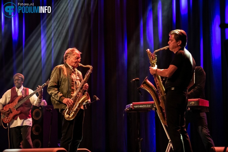 Hans Dulfer op Hans Dulfer - 11/06 - Victorie foto