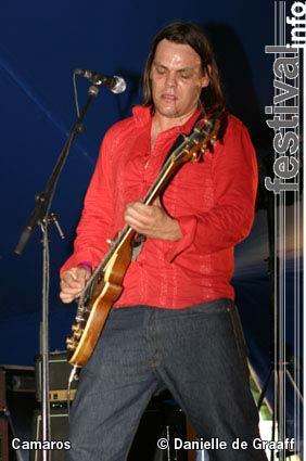 Camaros op Dijkpop 2004 foto