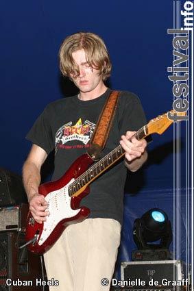 Foto Cuban Heels op Dijkpop 2004