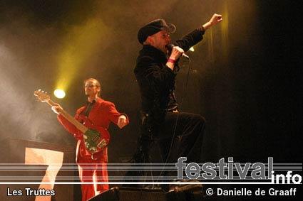 Foto Les Truttes op Dijkpop 2004