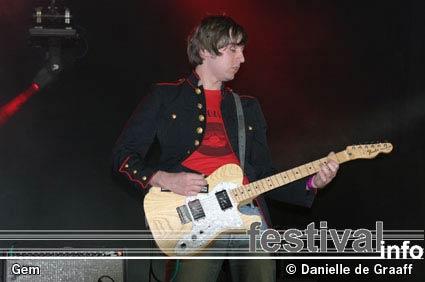 Foto GEM op Dijkpop 2004