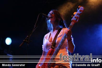 Foto Mondo Generator op Dijkpop 2004