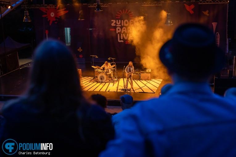 DeWolff op DeWolff - 23/07 - Zuiderparktheater foto