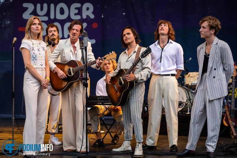 Son Mieux op Son Mieux - 24/07 - Zuiderparktheater foto