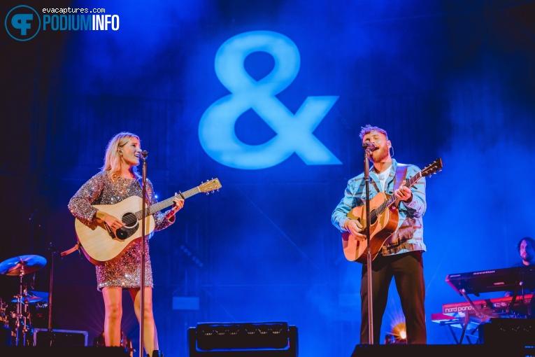 Suzan & Freek op Suzan & Freek - 04/07 - Het Zomertheater foto