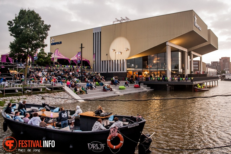 Bencha Theater op Back to the Rivers 2021 foto
