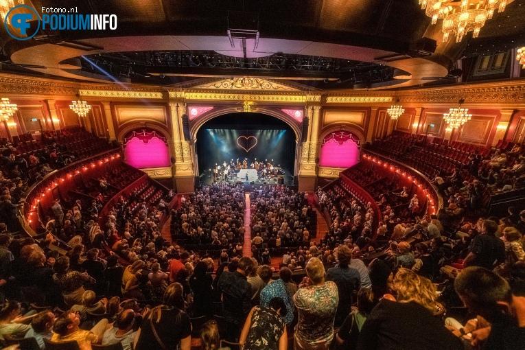 Amsterdam Sinfonietta op Wende & Amsterdam Sinfonietta - 16/07 - Koninklijk Theater Carré foto