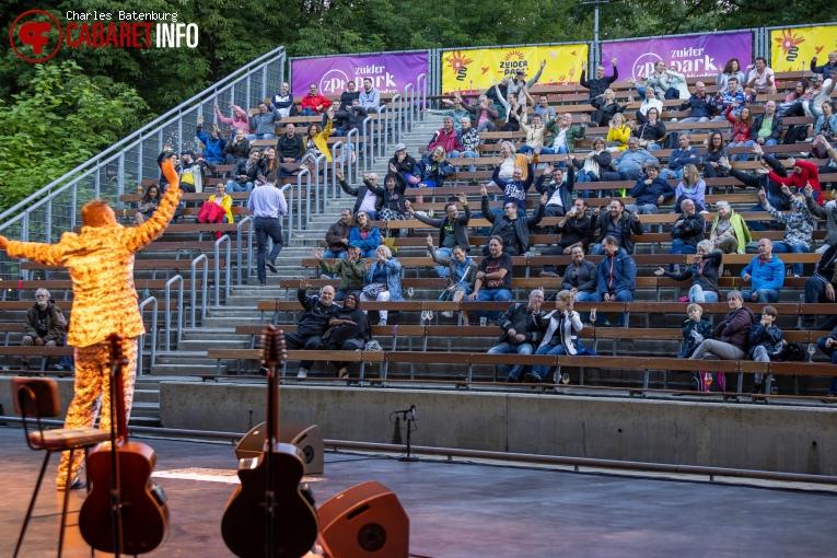 Foto Sjaak Bral op Sjaak Bral - 07/08 - Zuiderparktheater