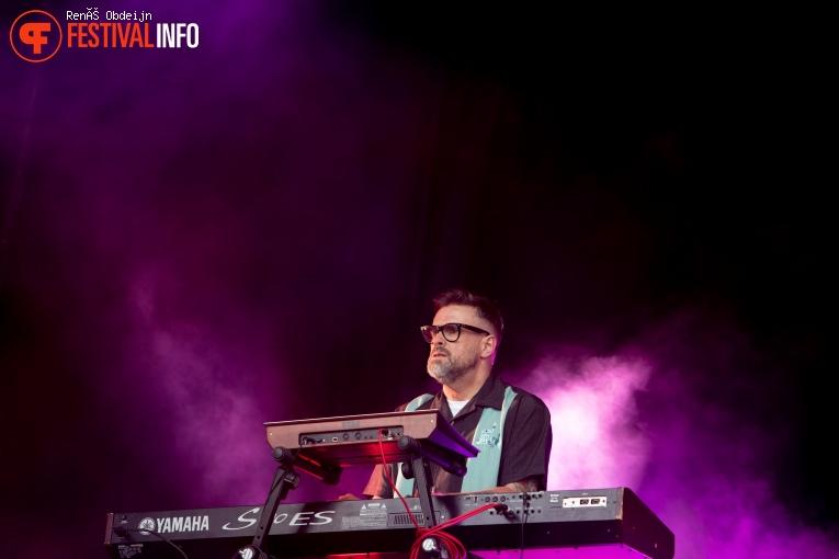 Marc Almond op W-Fest 2021 foto