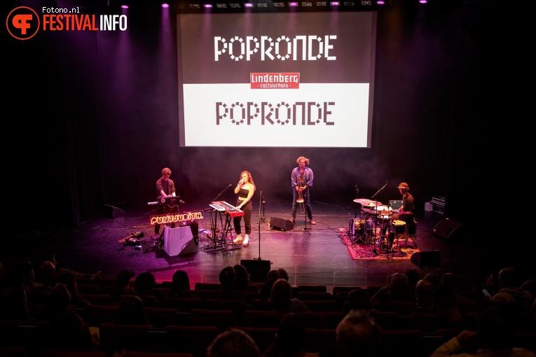 puntjudith op Popronde Nijmegen 2021 foto