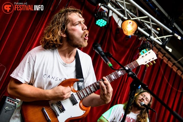 Andy & The Antichrist op Popronde Nijmegen 2021 foto