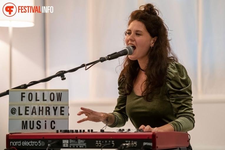 Leah Rye op Popronde Nijmegen 2021 foto