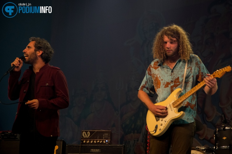 Jimi Hendrix Tribute op Tribute to Jimi Hendrix 18/09 Hedon foto
