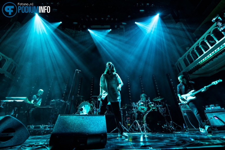 Whispering Sons op Balthazar (Be) - 28/09 - Paradiso foto