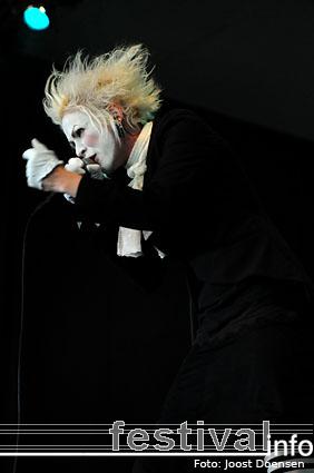 Animal Alpha op Pukkelpop 2008 foto