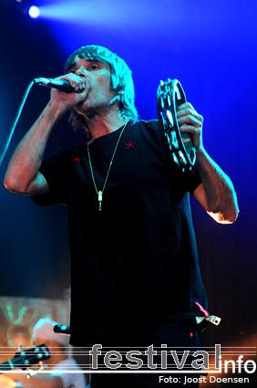 Ian Brown op Pukkelpop 2008 foto