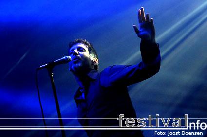 Mercury Rev op Pukkelpop 2008 foto