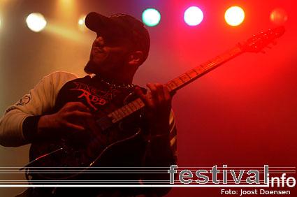 Soulfly op Pukkelpop 2008 foto