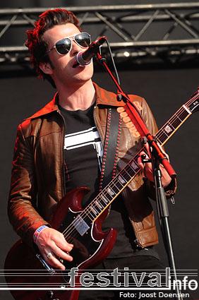 Stereophonics op Pukkelpop 2008 foto