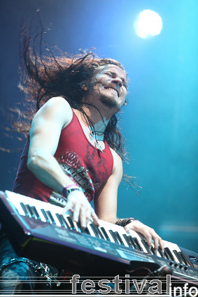 Foto Nightwish op Lowlands 2008