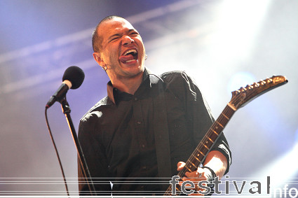 Danko Jones op Lowlands 2008 foto