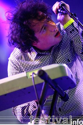 Foto The Wombats op Lowlands 2008
