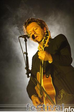 Foto dEUS op Lowlands 2008