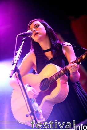Amy Macdonald op Lowlands 2008 foto