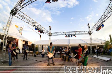 Huntenpop 2008 foto