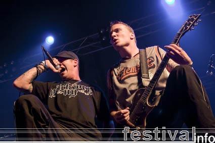 Foto Backfire! op Huntenpop 2008