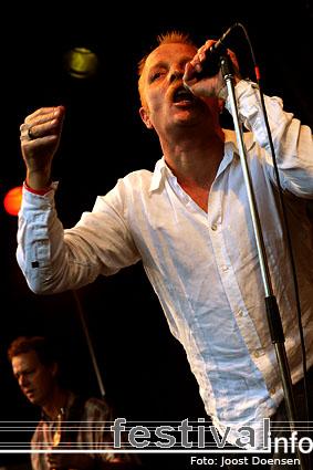 Plastic Personality op Booch? Festival 2008 foto