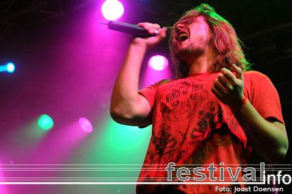 The Bloody Honkies op Booch? Festival 2008 foto