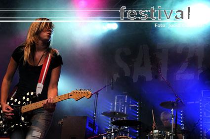 SAT2D op Booch? Festival 2008 foto