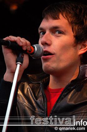 GEM op Geuzenpop 2008 foto