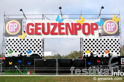 Geuzenpop 2008 foto
