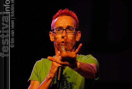 Dolf Jansen op deBeschaving 2008 foto