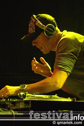 Foto DJ Jean op Summer Square 2008