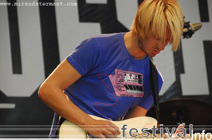 Foto Big Blind op Bluesrock Festival Tegelen 2008