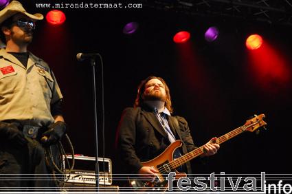 White Cowbell Oklahoma op Bluesrock Festival Tegelen 2008 foto
